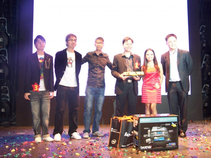 crowning-of-ict-idol-2010